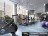365 Church St Condos Gym