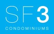 SF3 San Francisco By The Bay 3 Condos logo