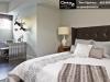 The Brownstones At Westown Master Bedroom