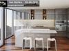 The Perry Condominium Kitchen