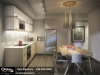 The Ravine Condos- Kitchen