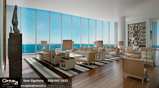 The Ritz-Carlton Residences Sunny Isles Beach 02 Render 7 - Level 33 Club B