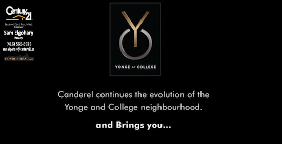 Yc Condos 460 Yonge St In Toronto Vip Access And Floor