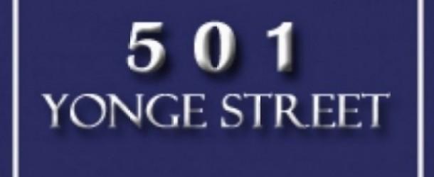 501 Yonge St Condo
