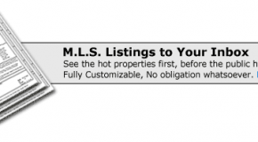 DAILY NEW MLS LISTING EMAIL SERVICE (STRAIGHT TO YOUR INBOX)