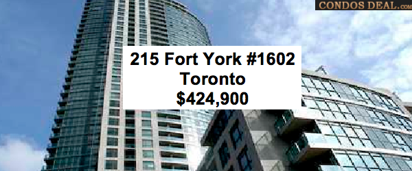 215 Fort York Blvd Unit #1602
