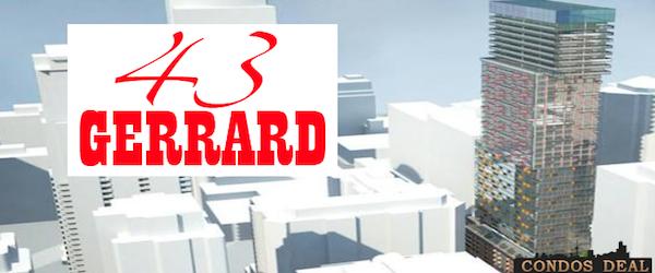 43 Gerard St Condos
