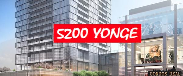 5200 YONGE  ST CONDOS