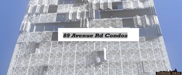 89 Avenue Rd Condos