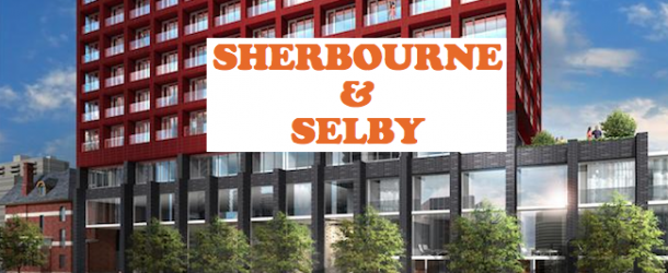 SHERBOURNE & SELBY CONDOS