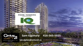 PARK TOWERS CONDOS AT IQ