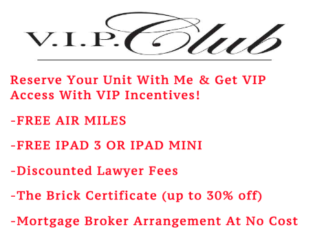 VIP Club Incentives