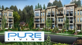 Pure Living Townhouses by Mosaik Homes