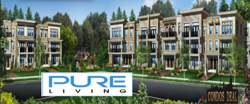 Pure Living Townhomes