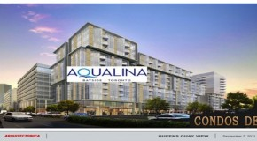 Aqualina Bayside  Condos By Tridel
