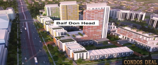 Baif Don Head Condos Richmond Hill