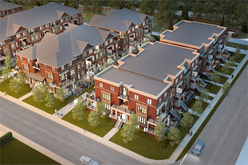 Minto southshore townhomes condos deal for Stacked townhouse floor plans