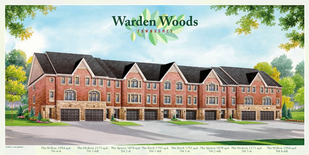 Warden Woods Townhomes