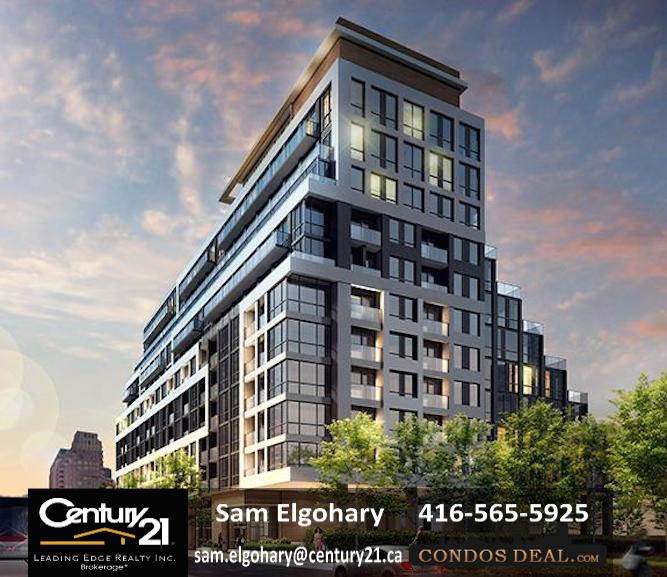 Zigg Condos St Clair West