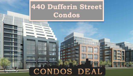 440 Dufferin Street Condos