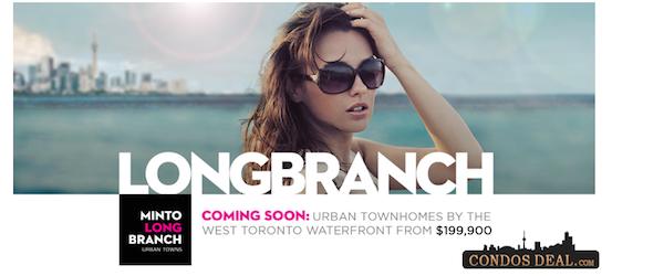 Minto Long Branch Urban Towns
