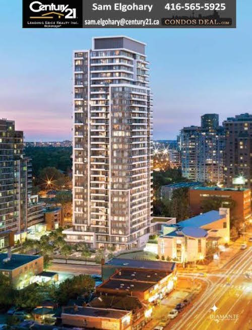 The Diamond On Yonge Condos