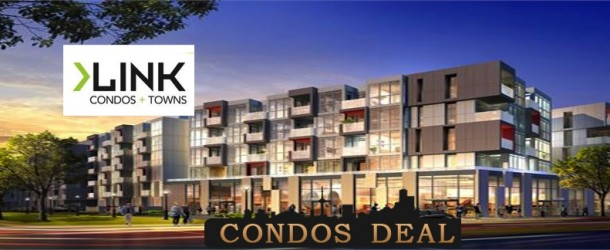 LINK CONDOS BY ADI DEVELOPMENT AND FORTRESS REAL DEVELOPMENTS