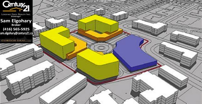 Stonegate Plaza Lands Condos STONEGATE PLAZA LANDS IN ETOBICOKE