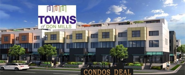 The Towns of Don Mills