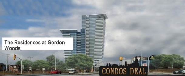 THE RESIDENCES AT GORDON WOODS IN MISSISSAUGA