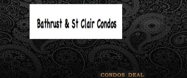 BATHIRST &  ST. CLAIR CONDOS