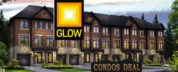 GLOW TOWNHOMES IN MISSISSAUGA