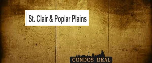 ST CLAIR & POPLAR PLAINS CONDOS