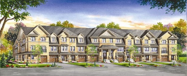 TURNBERRY TOWNHOMES BRAMPTON