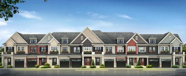 ORCHARD PARK TOWNHOMES BY MINTO