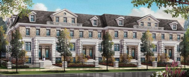 8 ON BAYVIEW TOWNHOMES BY WYCLIFFE HOMES