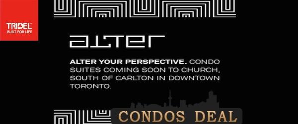 Alter Condos by Tridel