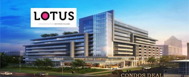 LOTUS CONDOS BY CHESTNUT HILL DEVELOPMENTS AND FORTRESS REAL DEVELOPMENTS