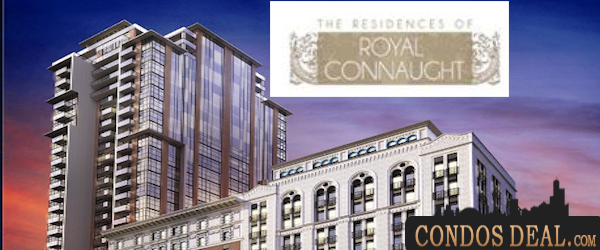 THE RESIDENCES OF ROYAL CONNAUGHT BY VALERY HOMES AND SPALLACCI HOMES