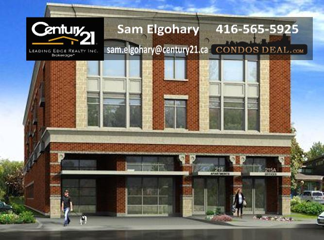 Condos On Broadway