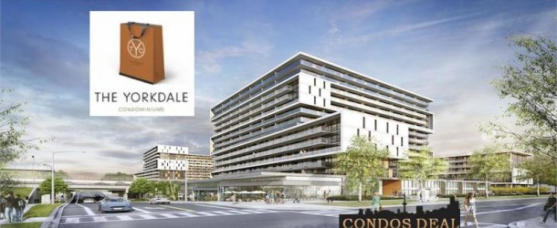 THE YORKDALE CONDOS BY CONTEXT AND METROPIA URBAN LANDSCAPES