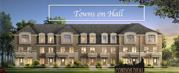 TOWNS ON HALL BY LIVANTE DEVELOPMENTS