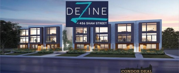 DEZINE AT 456 SHAW STREET TOWNS