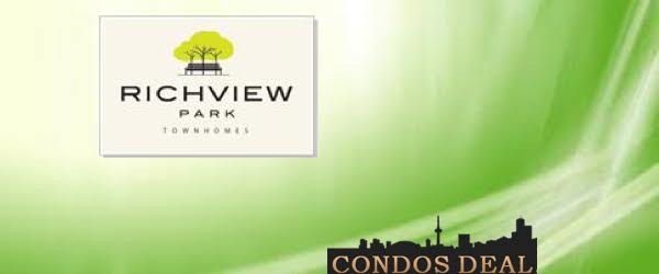 RICHVIEW PARK TOWNHOUSES BY TIFFANY PARK HOMES