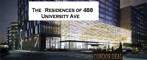 THE RESIDENCES OF 488 UNIVERSITY  AVENUE CONDOS BY AMEXON DEVELOPMENTS