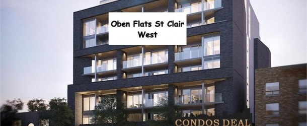 OBEN FLATS ST CLAIR WEST BY OBEN FLATS