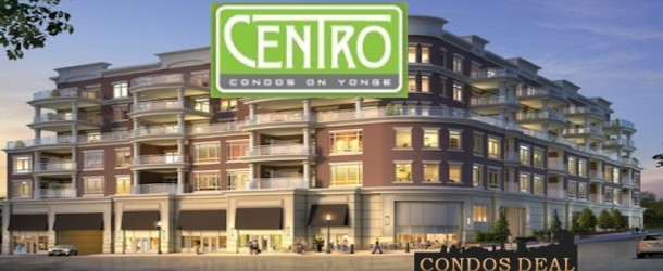 CENTRO CONDOS ON YONGE BY KAITLING CORPORATION