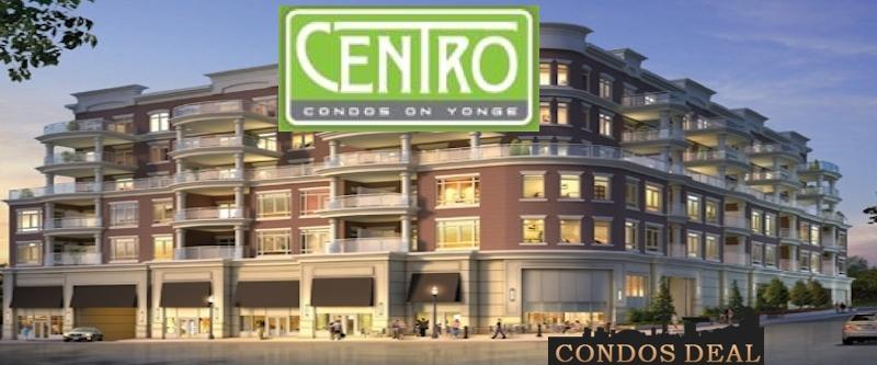 Centro Condos On Yonge