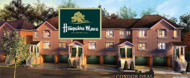 HAMPSHIRE MEWS TOWNS BY HEATHWOOD