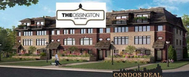 THE OSSINGTON LUXURY TOWNHOMES BY DUNPAR HOMES